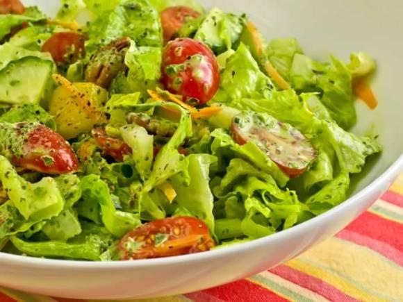 The Green Goddess (Salad Dressing)