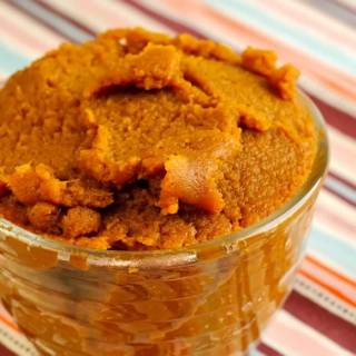 Pumpkin Butter Closeup