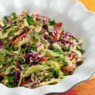 Cabbage slaw