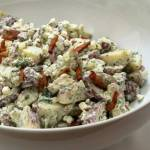 Baby Red Potato Salad with Applewood Smoked Bacon & Oregon Bleu