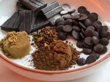 Heavenly Hot Chocolate Mix Mise-en-Place