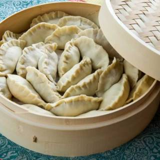 Asian Potsticker Dough (for Jiaozi & Gyoza Dumplings)