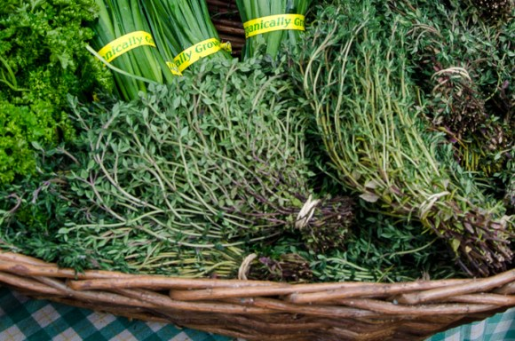Portland Farmers Market Opening Day 2014: FreshThyme