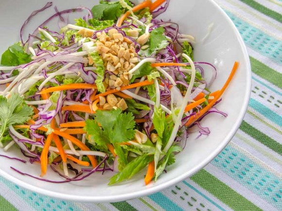 Mama Chows 7 8398 Vietnamese Chicken Salad