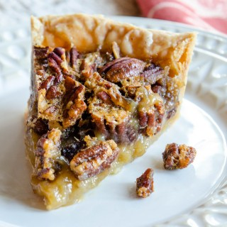 Perfect Pecan Pie + Eight Remarkable Variations