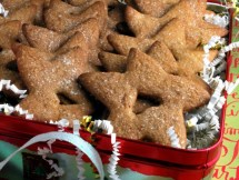 Ellen's Swedish Pepparkakor