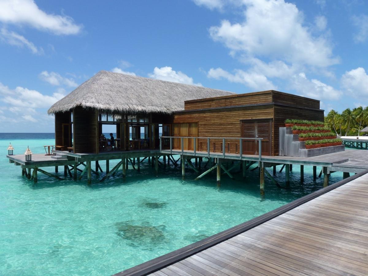 Memorable stay at conrad rangali maldives the luxe insider for Conrad rangali maldivas