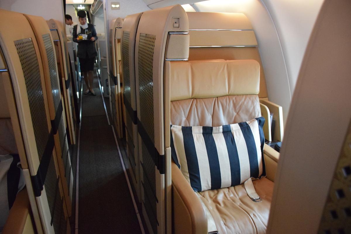 Etihad Airways First C...