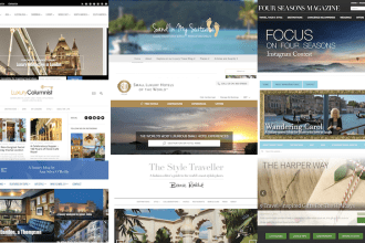 The Luxe Insider selection for 2015 Best Travel Blogs