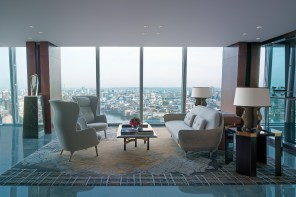 Impressed by Shangri-La at The Shard London
