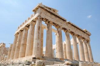 The Parthenon, a UNESCO World Heritage Site