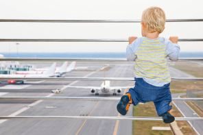 Traveling Alone with a Toddler: Preparation and Packing