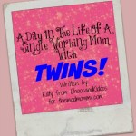 A Day In The Life Of A Single Working Mom With Twins!