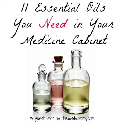 essential oils themadmommy.com