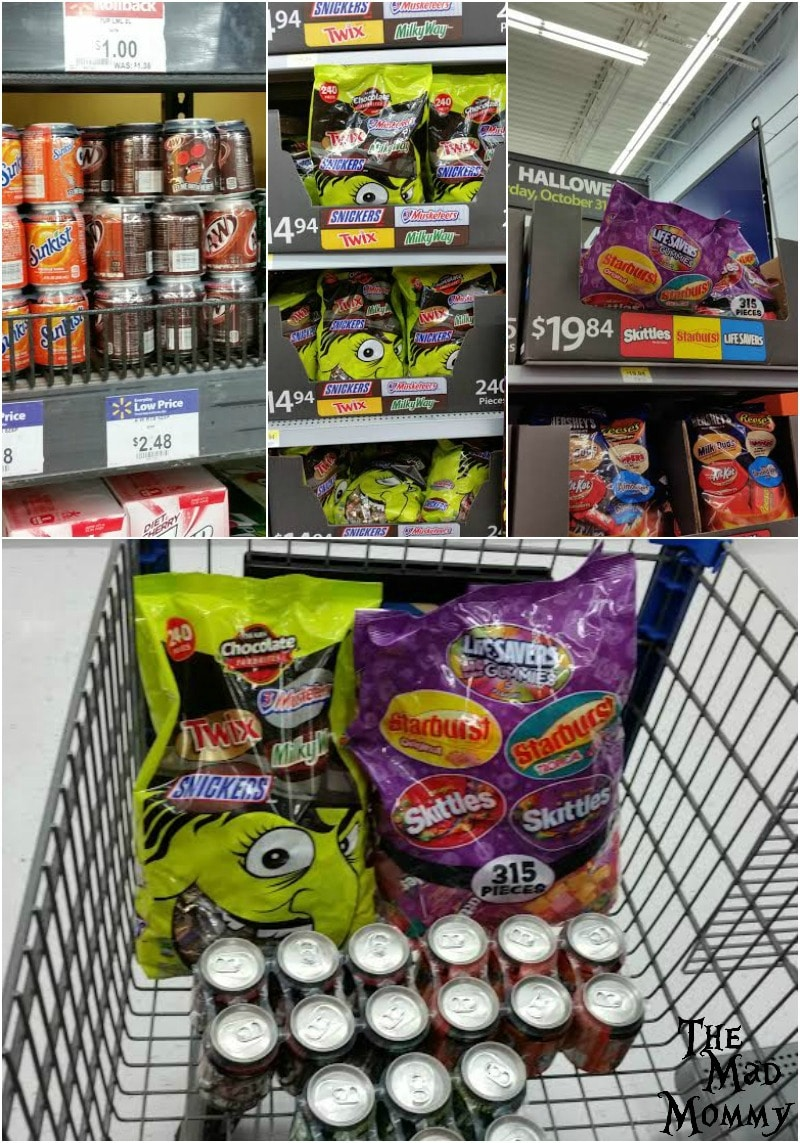 Finding everything I need to #BOOItForward at Walmart! #ad #CollectiveBias
