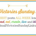 Small Victories Sunday #34