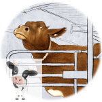 Fickle Fate and the Fatted Calf