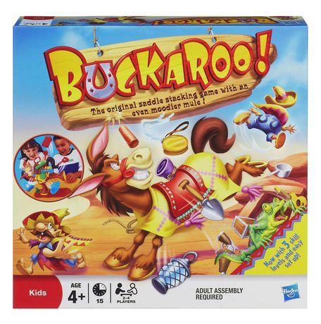 games buckaroo