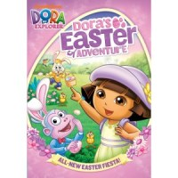 Dora the Explorer:  Dora's Easter Adventure DVD Winner!