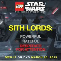 LEGO STAR WARS: The Empire Strikes Out on DVD March 26th