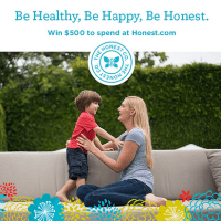 Unquestionably Safe Products for Your Family with The Honest Company & a $500 G.C. Giveaway