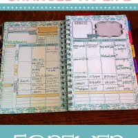 Mormon Mom Planner Review + Giveaway!!