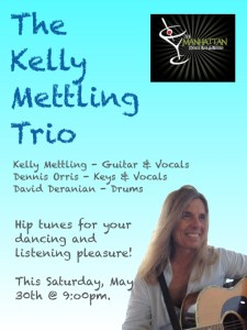 20150530 The Kelly Mettling Trio