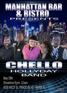 Chello Hollyday Band 20150529