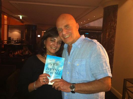Anita Moorjani and Wayne Dyer