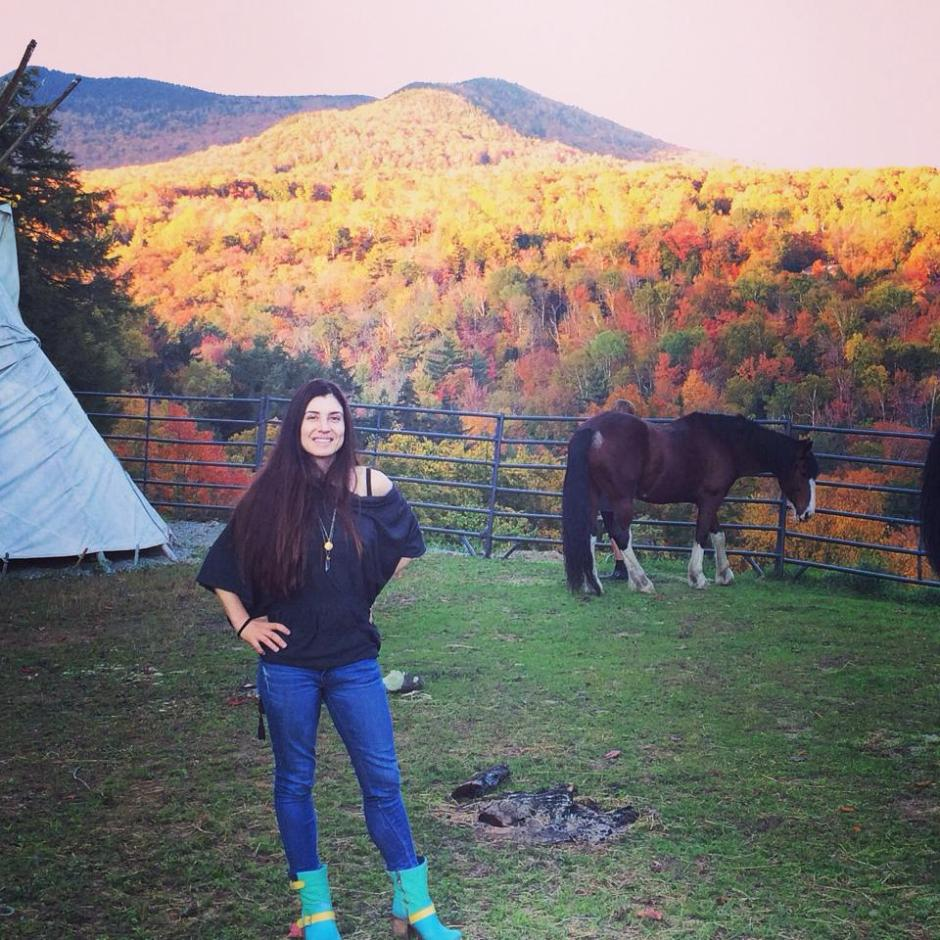 Annual Vermont retreat with Emily Rapp.