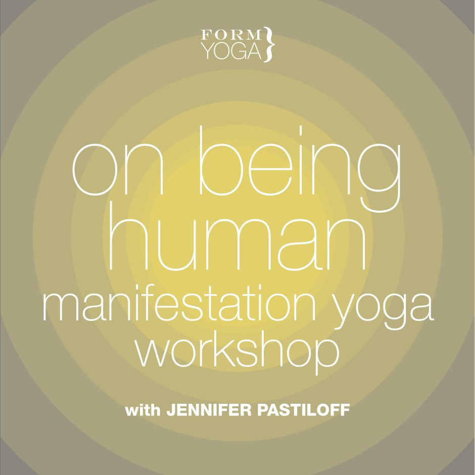 Join Jen Pastiloff in Atlanta March 8th. March 7th sold out. Click the photo above.