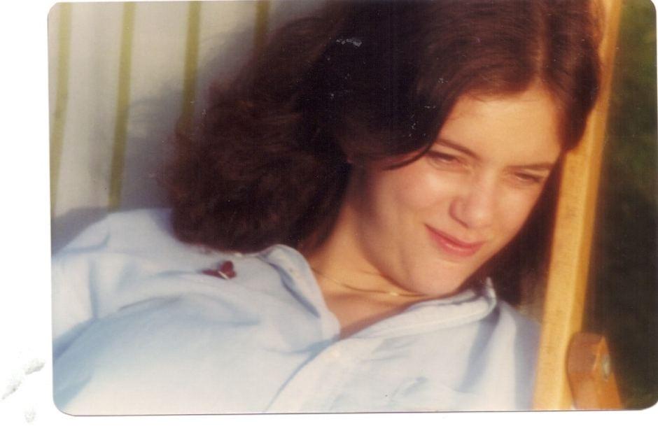 Joanna aged 16