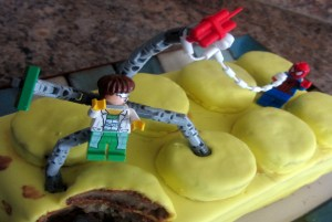 The 4th Birthday Cake – Lego Heist