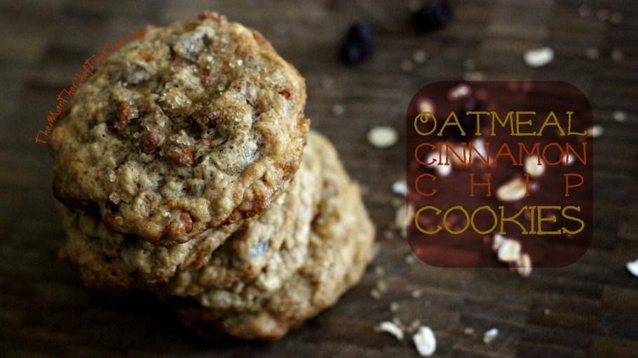 Oatmeal CC Cookies