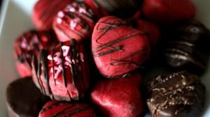 Heart-Shaped Brownies