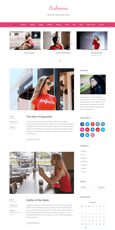 Free Lifestyle WordPress Themes - 10+ Best Templates For ...