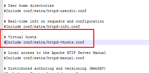 #virtual hosts