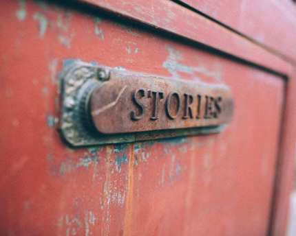 Stories Door - Sparkfly Photography