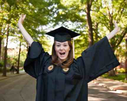 Graduating class of 2015