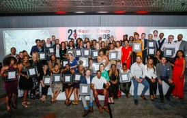 The winners from the 21st Sunday Times Top Brands Awards