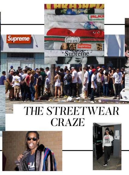 The Streetwear Craze