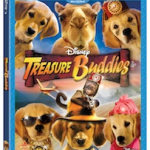 Treasure Buddies on Blu-ray & DVD 1/31/2012