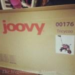 Zoom Away with the Joovy Tricycoo #JoovyMom