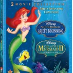 Discover Ariel's World with The Little Mermaid Ariel's Beginning and The Little Mermaid II