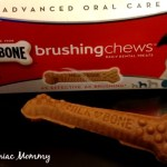 Keep Your Dog's Teeth Clean with Milk-Bone Brushing Chews