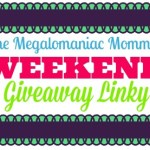 Weekend Giveaway Linky – March 20th