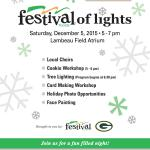 Festival of Lights at Lambeau Field