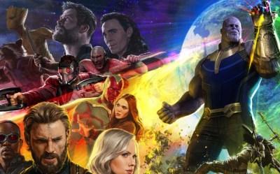 Avengers: Infinity War Windows 10 Theme - themepack.me
