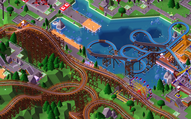 Parkitect Screenshot 1