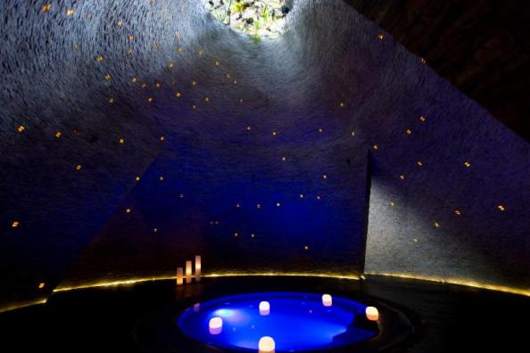 Cenote Spa at Grand Hyatt Playa del Carmen Resort